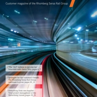 Customer Magazine Keep Track 2015