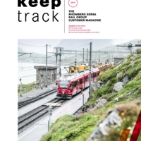 Customer Magazine Keep Track 2019