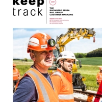 Customer Magazine Keep Track 2020